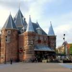 Amsterdam – zabytki