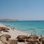 Plaże w Egipcie