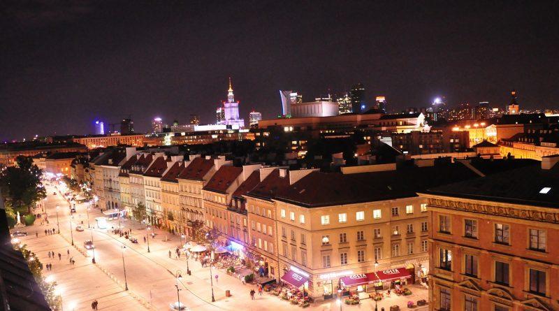 Warszawa- w tyglu kulinarnych doznań